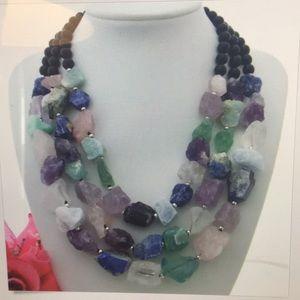 Big bold heavy beautiful Real Natural gemstones